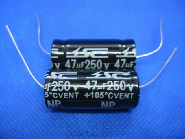 10X Electrolytic Capacitor 1,5uF 350V 105° Circuits