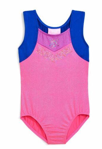 NWT JoJo Siwa By Danskin Girl Power Pink And Blue Leotard Size S M L