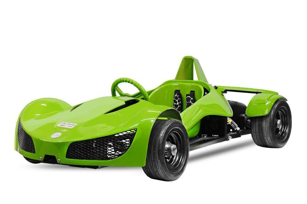 Elektro Rennwagen 1000W 48V GT Razer Elektrofahrzeug Kinderfahrzeug Quad
