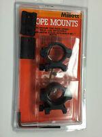 Millett Scope Rings 1 Med Winchester 70's 670 70xtr Marlin Mr-7 Matte Cp40730