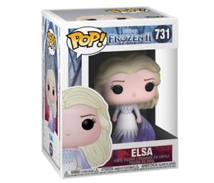 *Mint* Elsa Epilogue Dress Disney: Frozen 2 Funko Pop