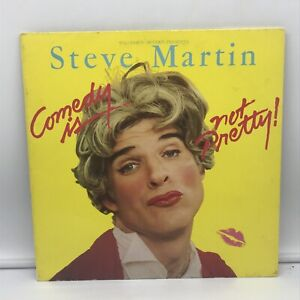 "Steve Martin Comedy Is Not Pretty 1979 HS 3392 12"" LP Vinyl Record VG+"