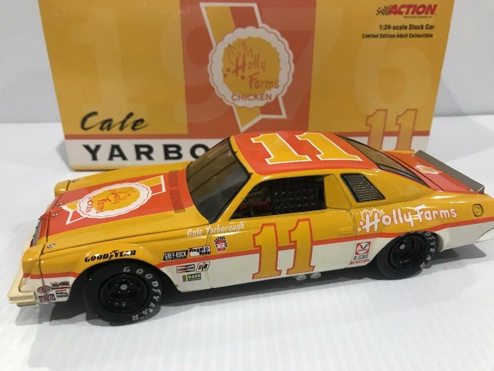 1976 Cale Yarborugh Holly Farms Malibu Historical