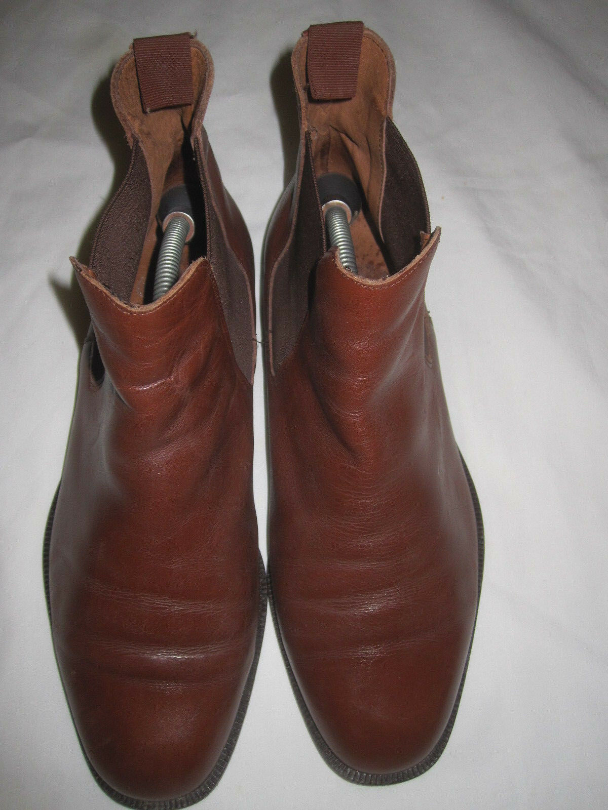WORKSTEPS MADE IN ENGLAND BY EXPERT SHOESMAKERS BROWNTOP QUALITY DRESS BOOT 9.5 Scarpe classiche da uomo
