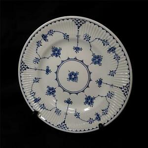 Vintage-Furnivals-Blue-Denmark-6-7-8-034-Bread-Plate-Made-In-England-Very-Good