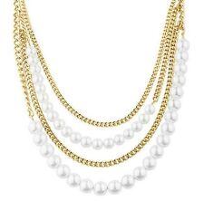 Dyrberg Kern Kerian Necklace in Shiny Gold