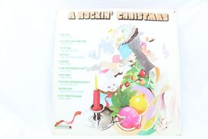 A-Rockin-039-Christmas-P12445-Vintage-Vinyl-Record-1974-LP