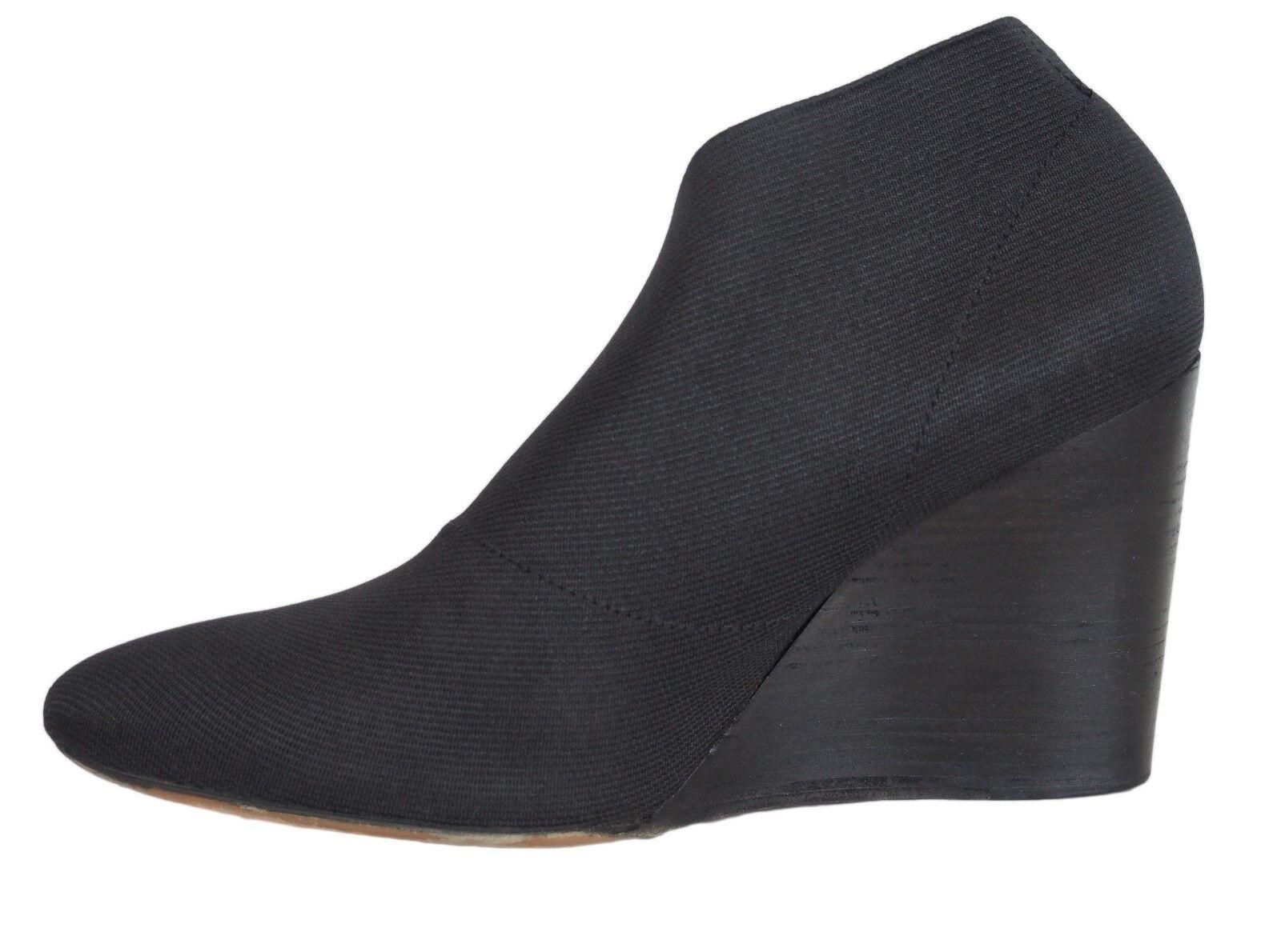 Maison Martin Margiela Women's Wedge Shoes Black … - image 3