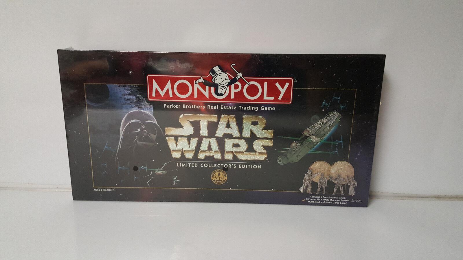 Monopoly estrella guerras Limited Collectors edizione  nuovo Sealed  vendite online