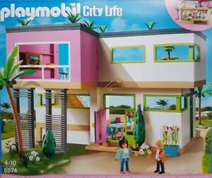 Playmobil 5574 City Life Moderne Luxusvilla in Ovp/Neu Haus | eBay