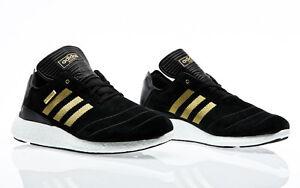 new style bc84d 18946 Das Bild wird geladen adidas-Skateboarding-Busenitz-Pure-Boost-black -F37886-Sneaker-