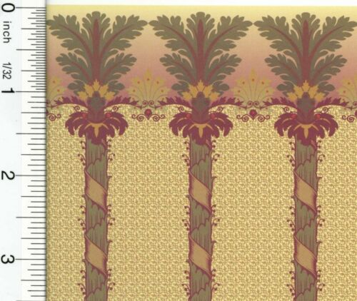 "Dollhouse Wallpaper /&/""Victorian Brighton/"";"