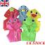 Children Cartoon Waterproof Hooded Rain Coat Kids Jacket Poncho Raincoat Cisit