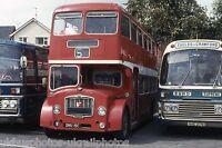 Trent Motor Traction FLF 706 Bus Photo