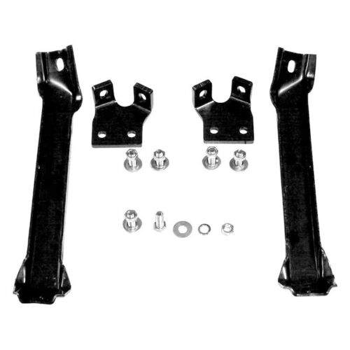 For Chevy Truck 55-57 Auto Metal Direct TriPlus Front Bumper Bracket Set