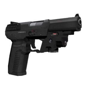 New-1-1-Scale-FN57-Pistol-Gun-DIY-3D-Paper-Model-Military-Creative-Puzzle-Kit