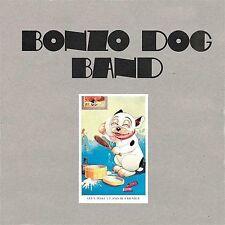 THE BONZO DOG BAND - LET'S MAKE UP AND BE FRIENDLY [BONUS TRACKS] [REMASTER] (NE