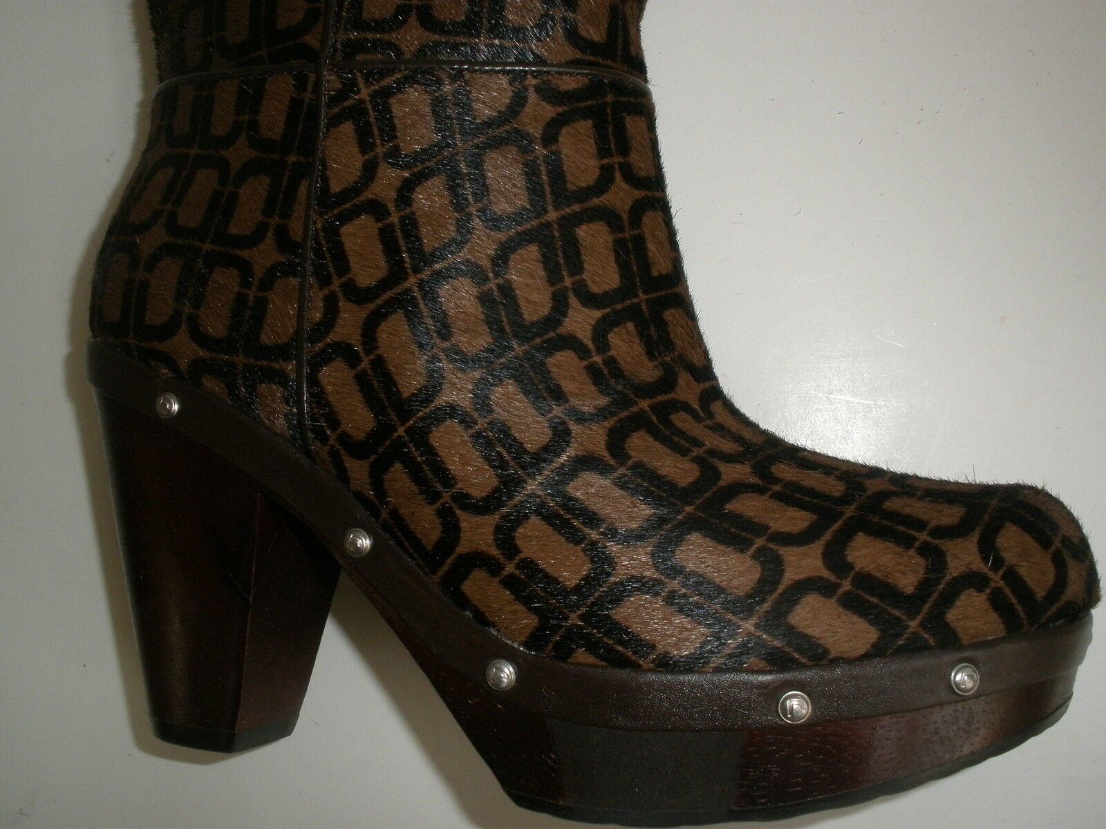 Rockport-adprene de Adidas botas cowskin US 6 EUR 36 Rareza Nueva Rareza 36  99 86153e