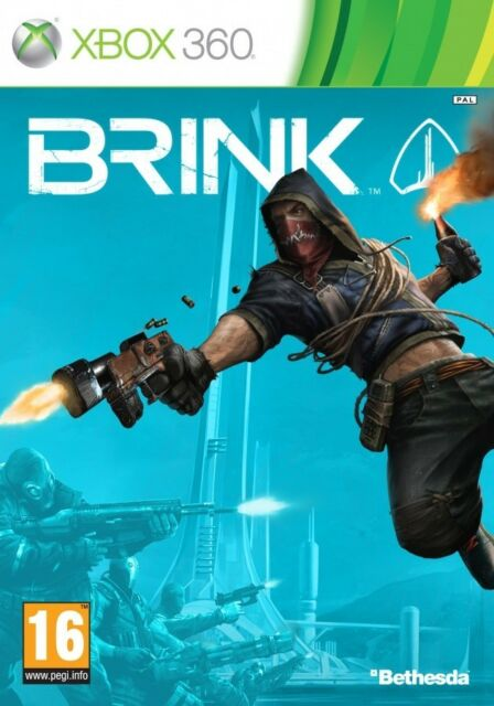 BRINK    XBOX 360  NUOVO