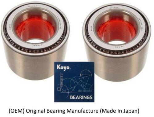 OEM Rear Wheel Hub Bearing For 1993-2007 SUBARU Impreza PAIR KOYO