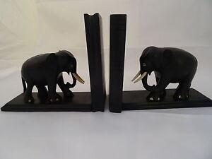 Ebenholz Elefanten