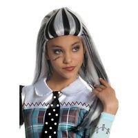 Monster High Frankie Stein Child Costume Wig Rubies 52570 Nip