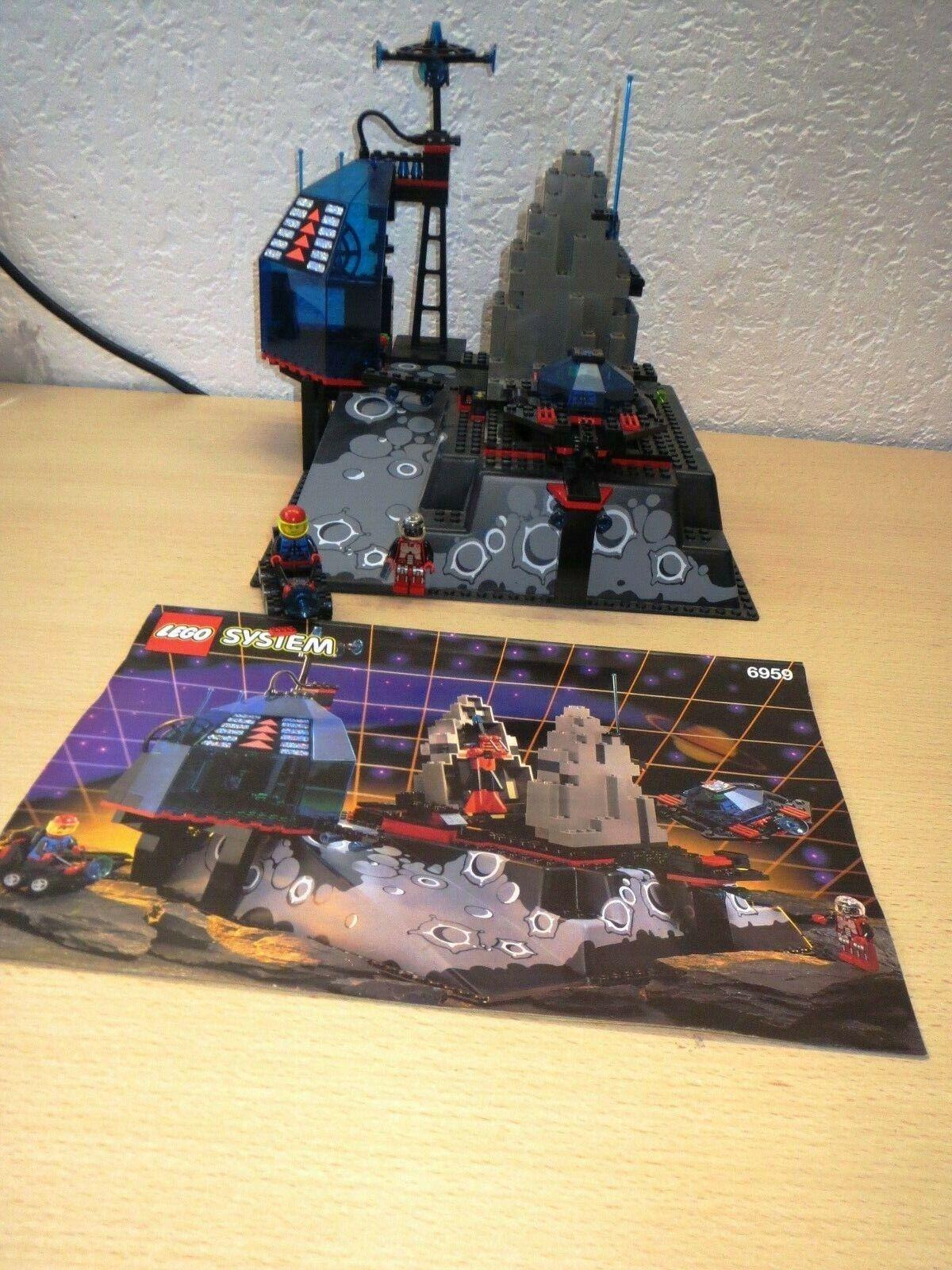 Lego Bausatz  6959 Raumstation  Spyrius  mit Bauanleitung