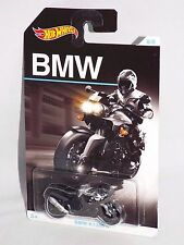 Hot Wheels 2016 Wal-Mart Exclusive Release BMW Series 8/8 BMW K1300 R Motorcycle