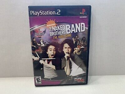 Rock University Presents The Naked Brothers Band game for