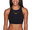 ALO-Womens-Black-Ripped-Warrior-Sports-Bra-Sz-L-7805 thumbnail 1