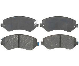 Disc Brake Pad Set-Service Grade; Ceramic Front Raybestos SGD1158C