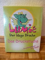 Lumie ~ Der kluge Drache ~ Das Druckstudio ~ Neu/eingeschweißt in OVP/Box