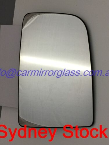 RIGHT DRIVER SIDE VW CRAFTER 2006-2017 MIRROR GLASS SQUARE CLIP