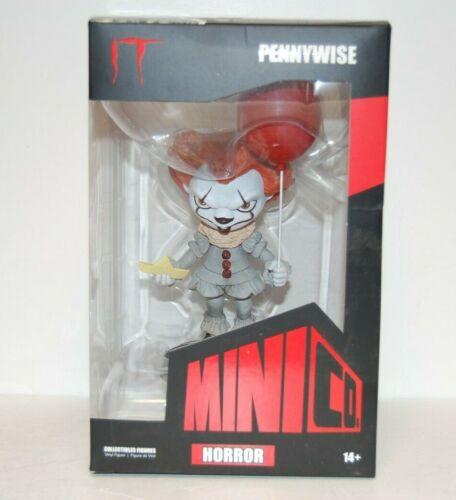MINI Pennywise Minico Figura Co-ISMF 0006-Logoro BOX