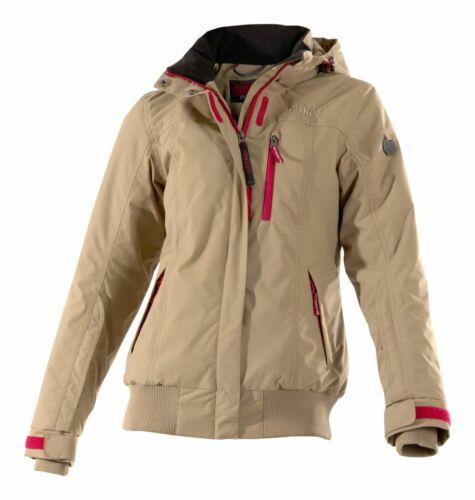 Owney Outdoor Damen Jacke Urban Sportjacke beige