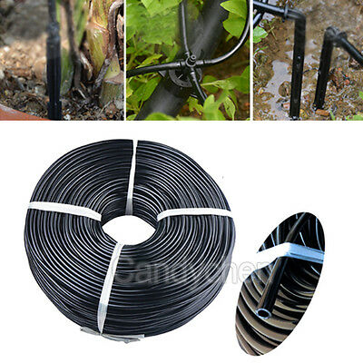 5M/10M/20M Watering Tubing Hose Pipe 3/5 4/7mm For Micro Drip Irrigation System