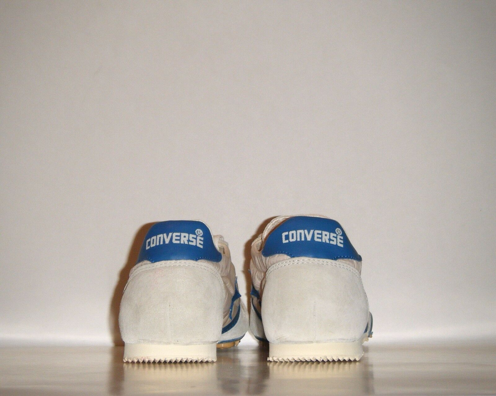 Vtg NOS Star 1980s Converse One Star NOS Track Spikes Sz. 6 All Running Chuck Taylor dc930d