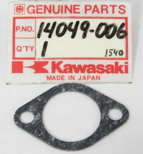 NOS Genuine Kawasaki Fuel Drain Gasket KD175 KE175 KD KE 175 1976-1979 OEM NEW