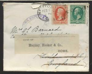 1883-US-Cover-to-Wife-of-General-John-G-Barnard-Civil-War-NY-England-Rome