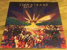 Supertramp - Paris Double-LP, Gatefold, Roger Hodgson (Vinyl aus Sammlung)