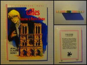 Gilles-tourne-a-Notre-Dame-Jean-Claude-Deret-Bibliotheque-Rose-Illustree