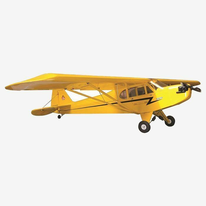 J3 CUB 2000 80  WINGSPAN .55-.90 2 cycles Balsa (ARF)