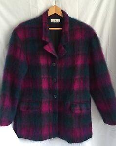 Plaid Størrelse Mohair Jacket John 12 90 Studio Meyer 1qwIA4B