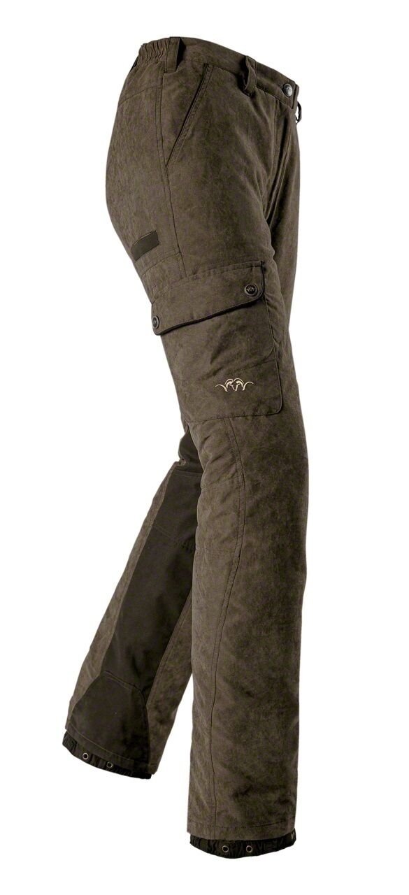 Nuevo    blaser argali ² pantalones señora invierno - 114073-001 - marrón melange