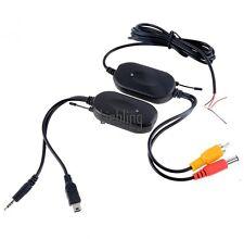 Trasmettitore Ricevitore Wireless Per Auto GPS Inverso Telecamera Posteriore
