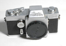 Vintage Beseler Topcon D-1 SLR Film Camera- WORKS/Nice COLLECTIBLE!!!
