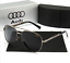 2019 Audi Brand Men/'s Sunglasses Polarized Driving sunglasses with brand box