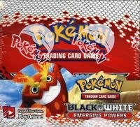 Pokemon Black & White Emerging Powers Factory Sealed 1 Booster Box