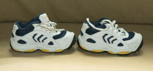 Little Boys Black Stride Rite Sneakers, Tennis Shoes, Size ...
