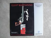 Dirty Harry The Dead Pool Movie Laserdisc Clint Eastwood